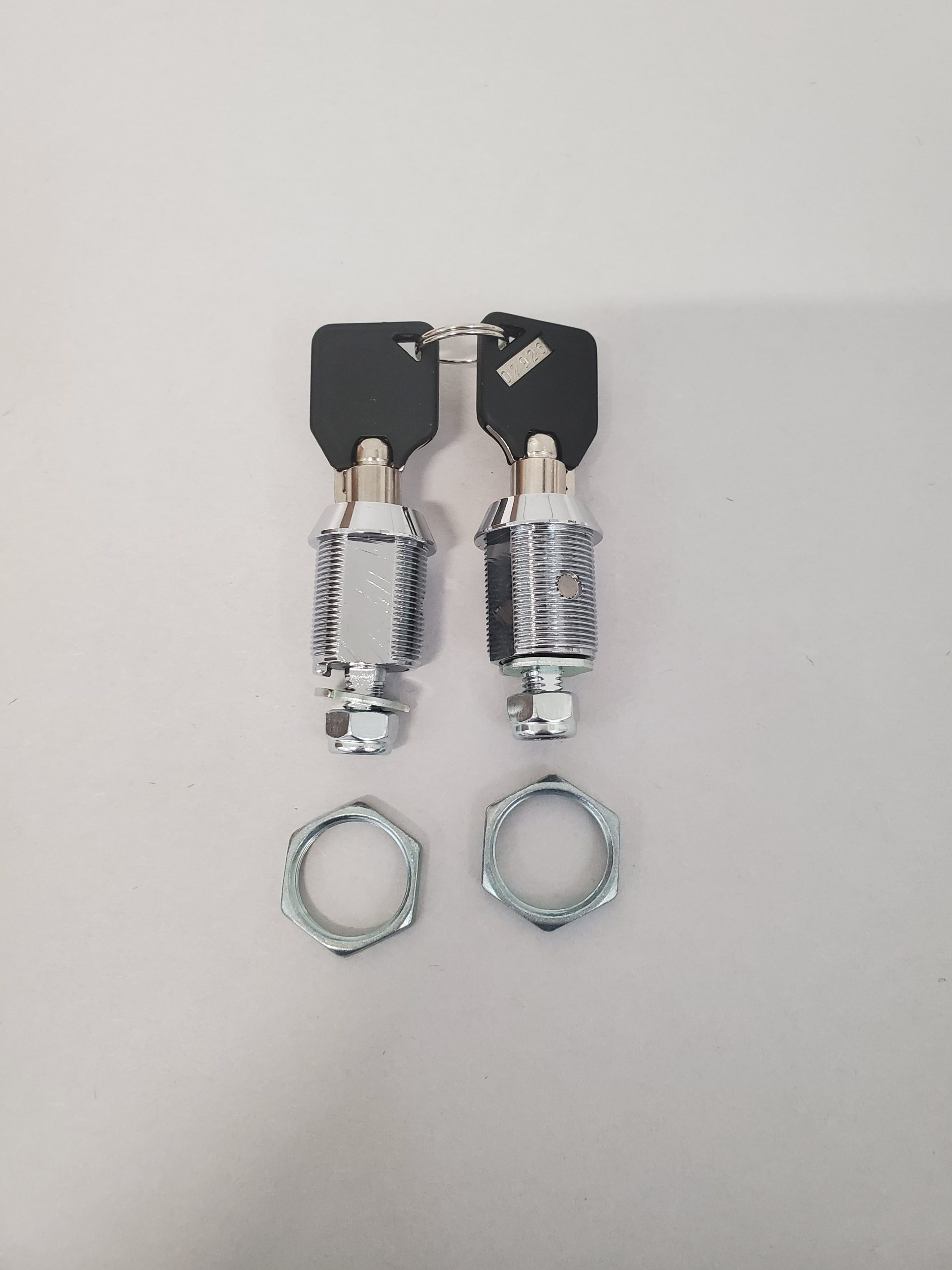 Set of 2 Keys/2 Locks
