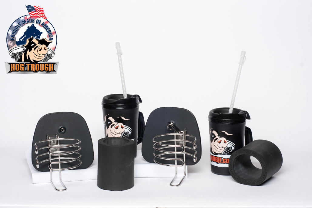 2014 - Present Twin-Cooled Double Drink Holder Package